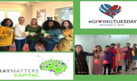 #GivingTuesday: A Day when Gray Matters Capital Celebrated Generosity to Sow the Seeds of Impact