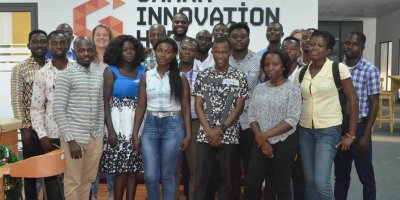 Supporting Social Enterprises in Ghana by partnering with Ghana Innovation Hub