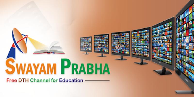 Swayam Prabha Education via Broadcast