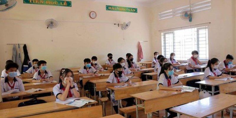 Classroom arragement